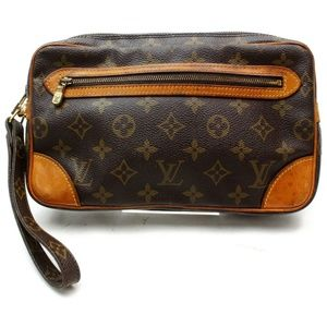 Auh Louis Vuitton Marly Dragonne Gm #2356L77